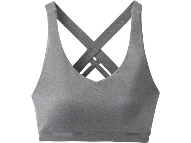 Prana Verana Sports-BH Damer, heather grey